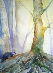 forest forager by shari hills,