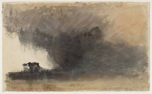 'Duddon Sands' circa 1825-32 Joseph Mallord William Turner 1775-1851 Accepted by the nation as part of the Turner Bequest 1856 http://www.tate.org.uk/art/work/D25226